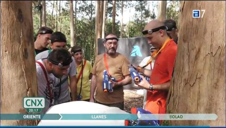 Laser Tag, ocio activo y sostenible con el entorno en Llanes
