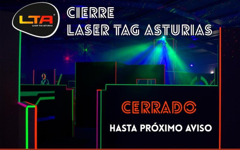comunicado Laser Tag Asturias