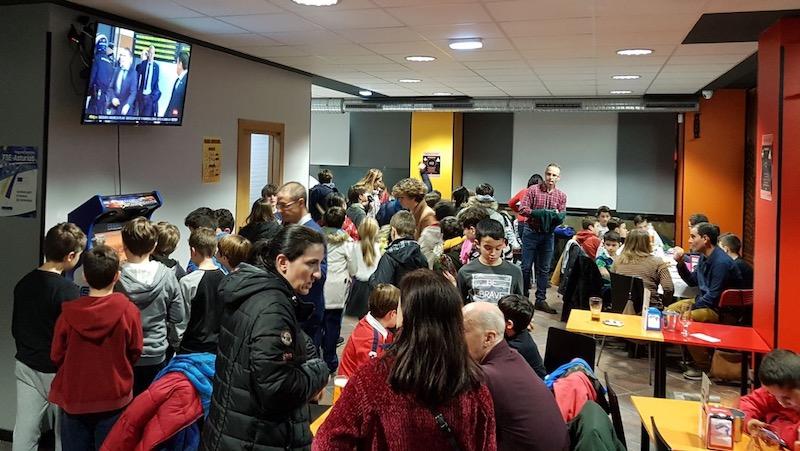 Cafetería abierta al público Laser Tag Oviedo